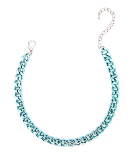Icy Chill Chain Choker