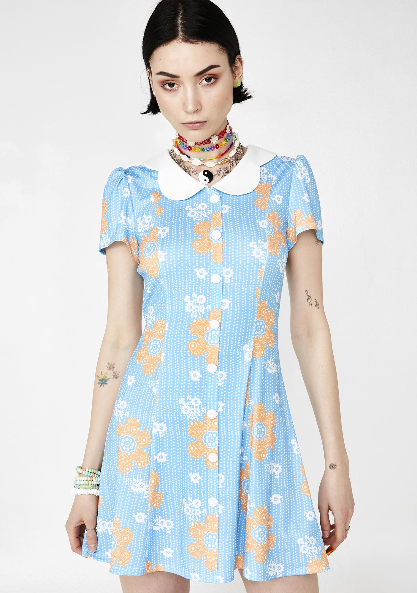 f06a4b8ea21 Current Mood Harmony Lane Floral Dress