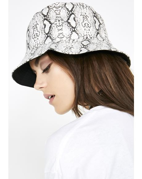 Straight Sass Bucket Hat