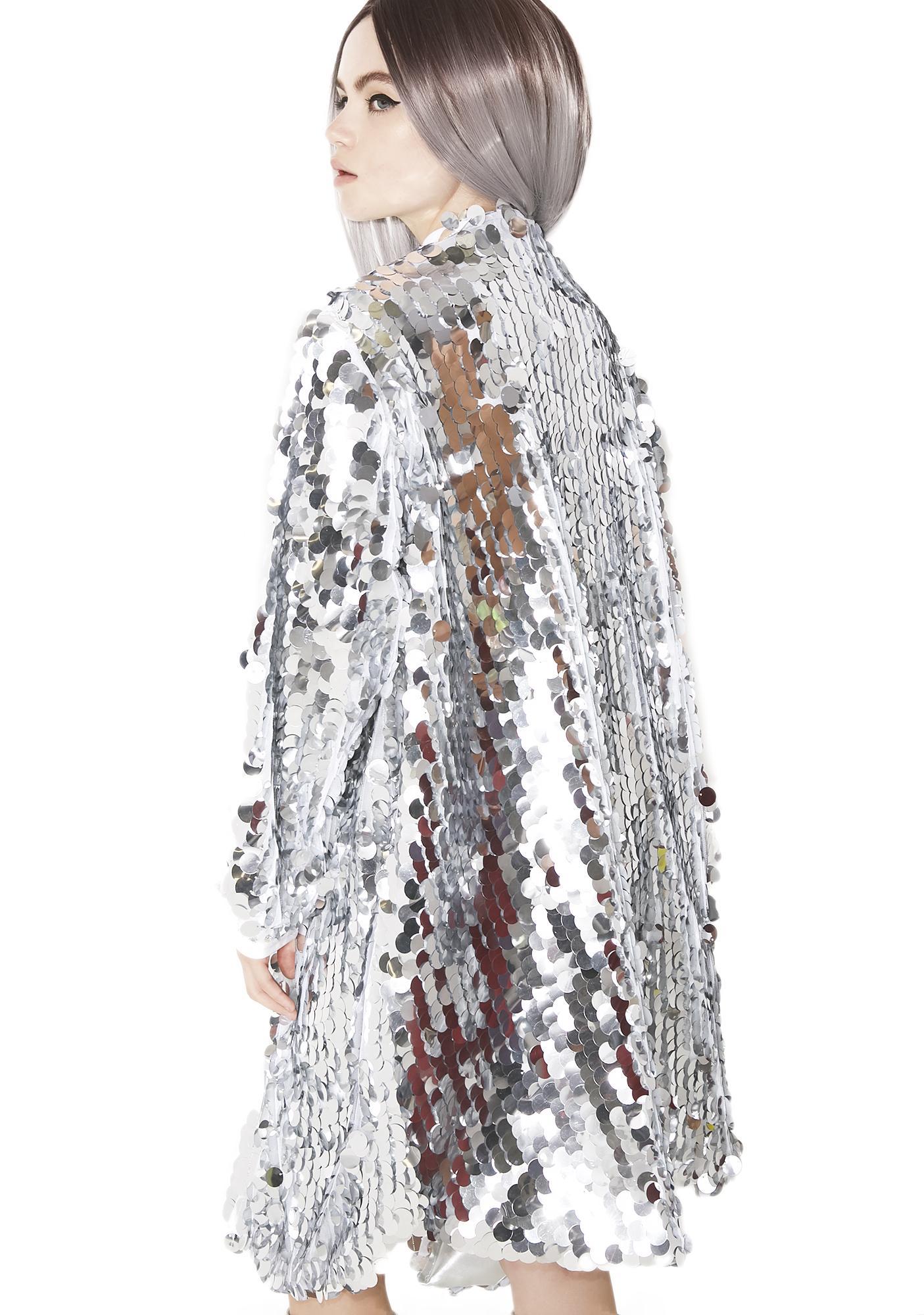 B Glittz Silent Star Kimono