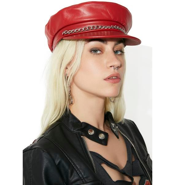 Road Rage Biker Hat