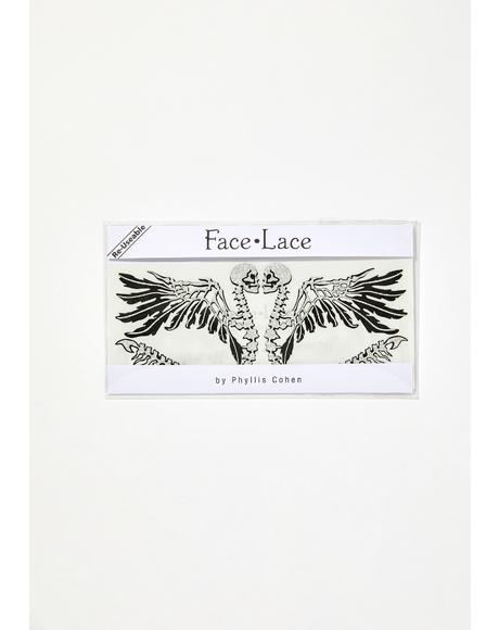 Lord Of The Wings Face Lace