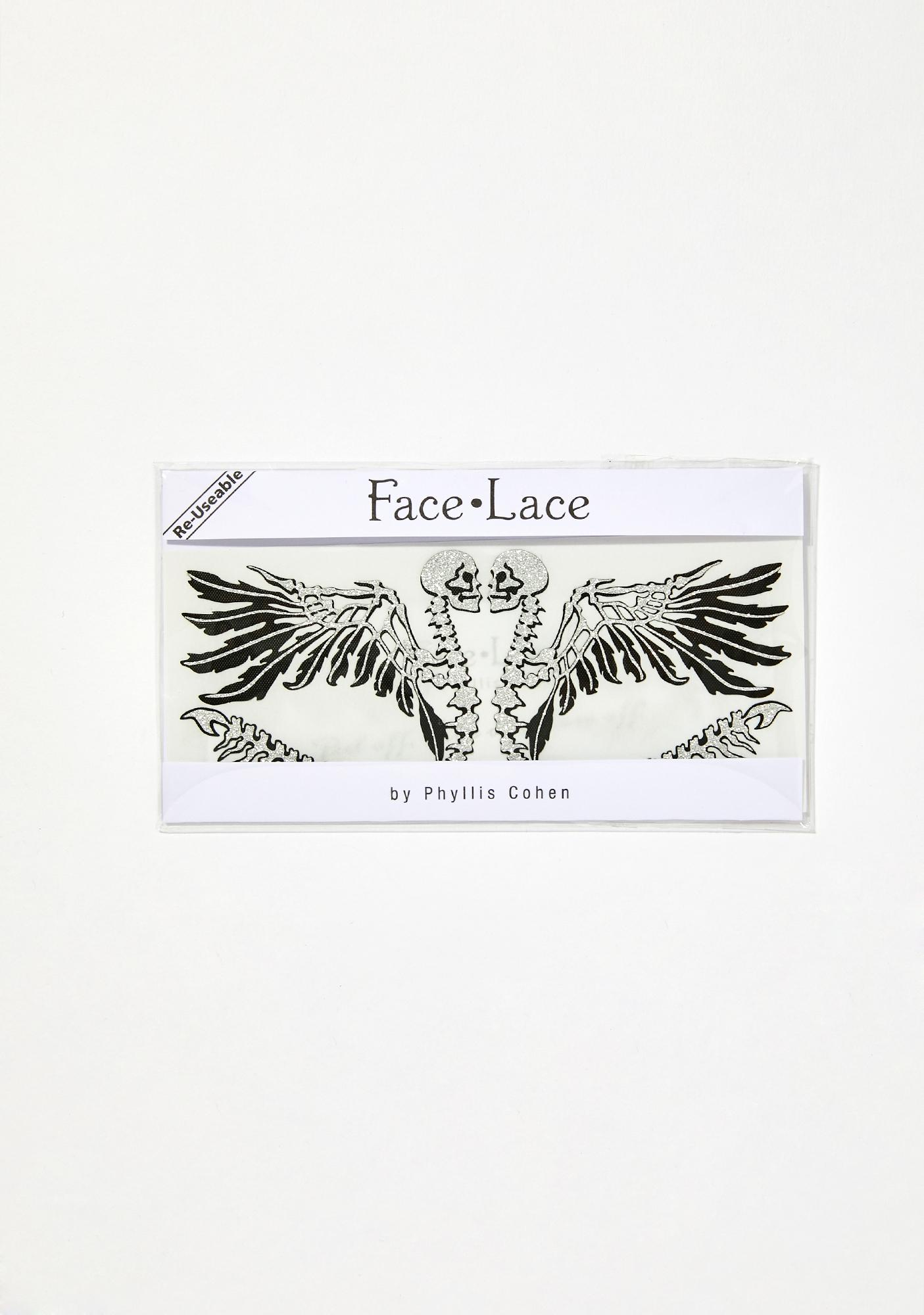 Face Lace Lord Of The Wings Face Lace