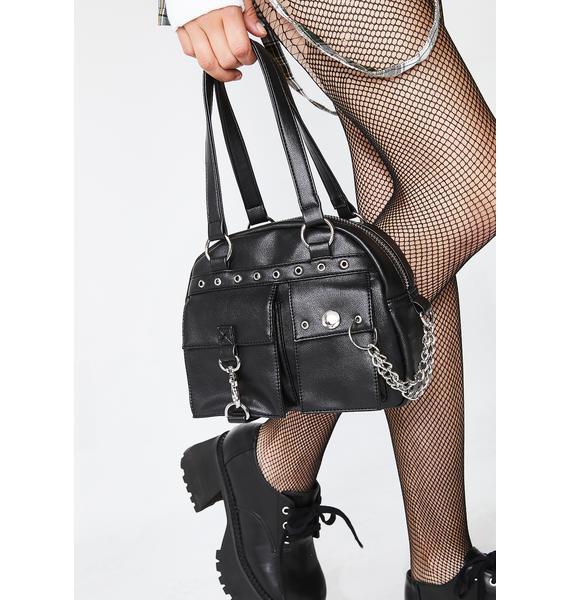 Current Mood Psycho Killa Bowler Bag