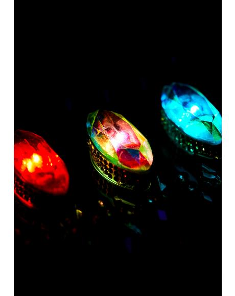 Light Up Individual Jewels