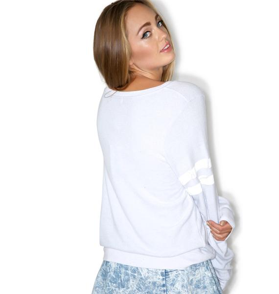 Wildfox Couture Team USA  Baggy Beach Jumper
