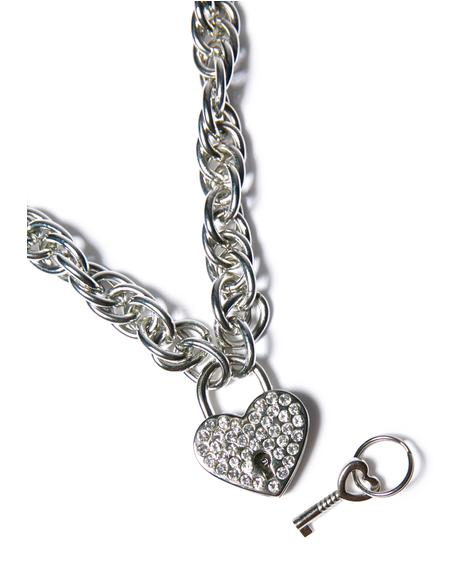 Chain Of Luv Pendant