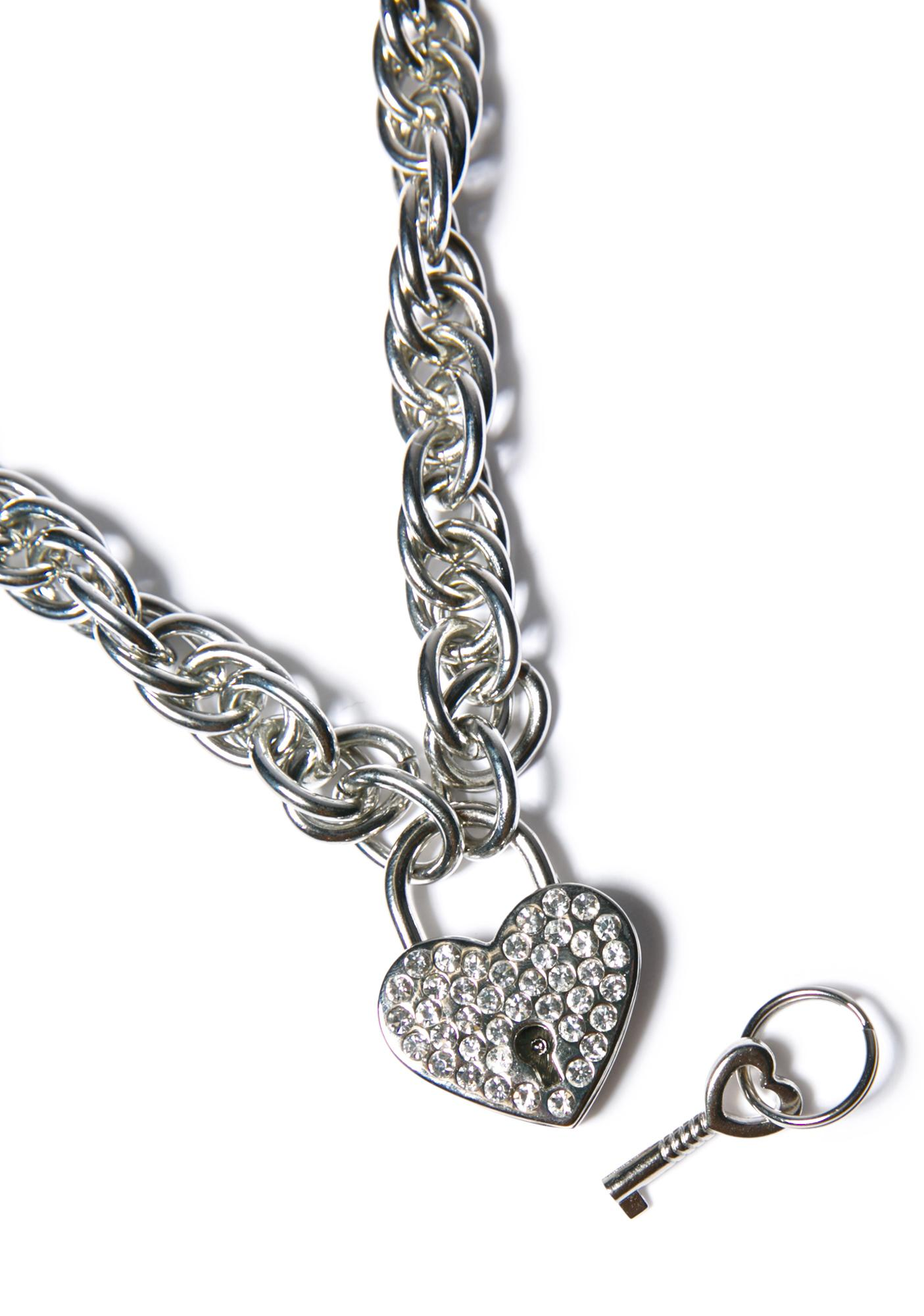Chain Of Luv Pendant