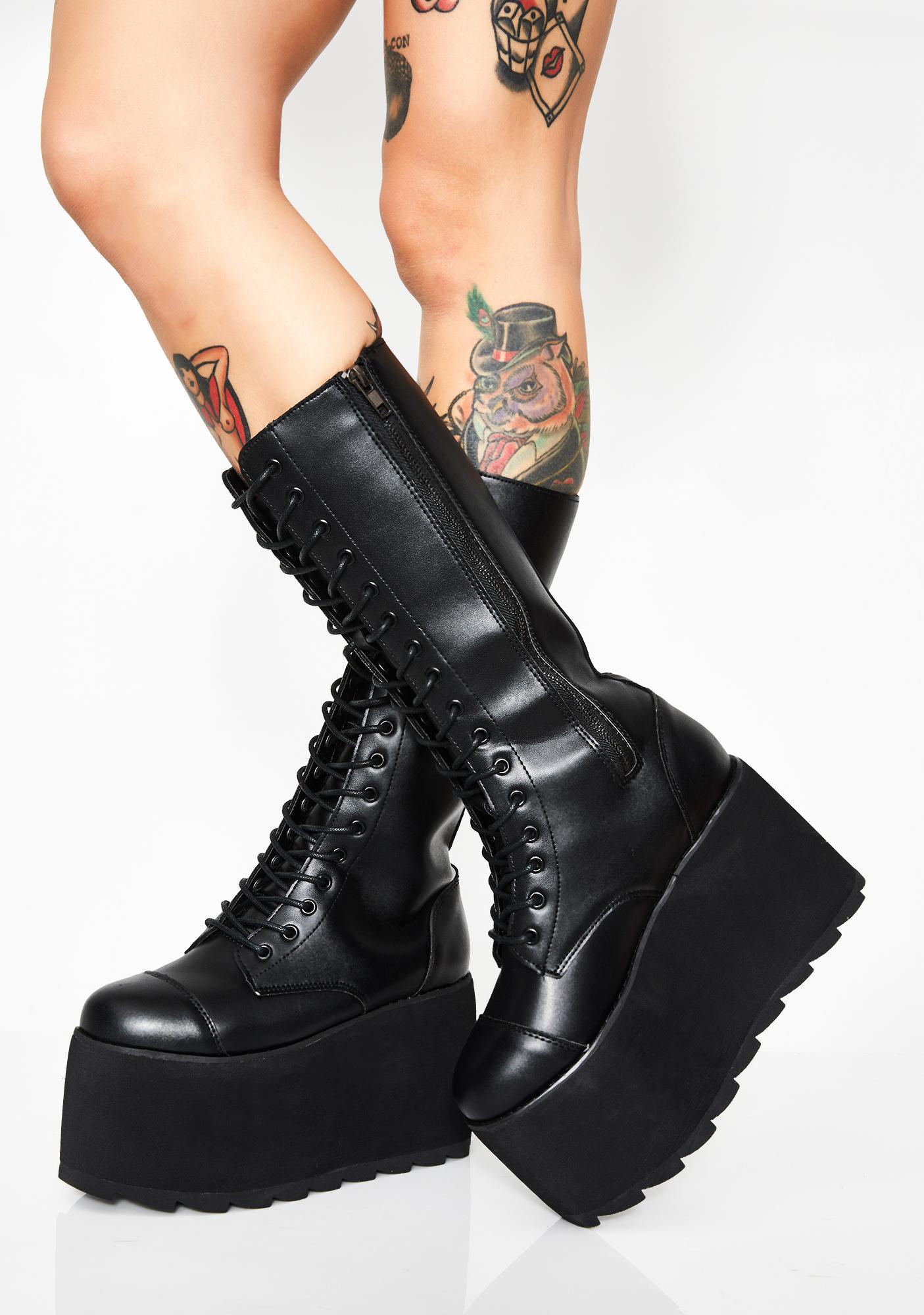 Y.R.U. Bloq Boots