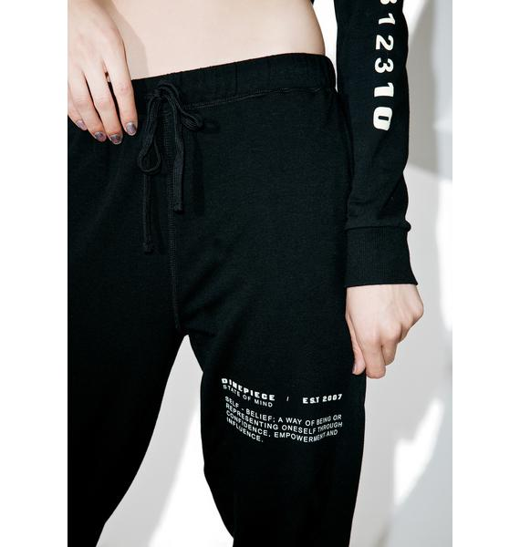 Dimepiece Low Key Joggers