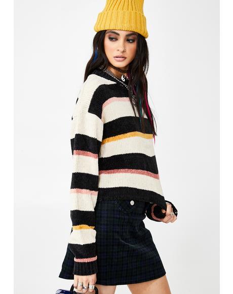 Madame Shady Sweater