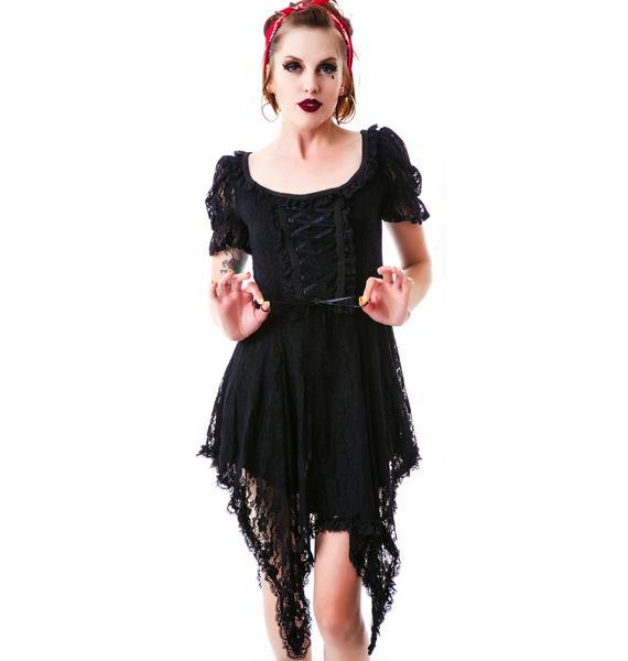 Hell Bunny Cruella Dress