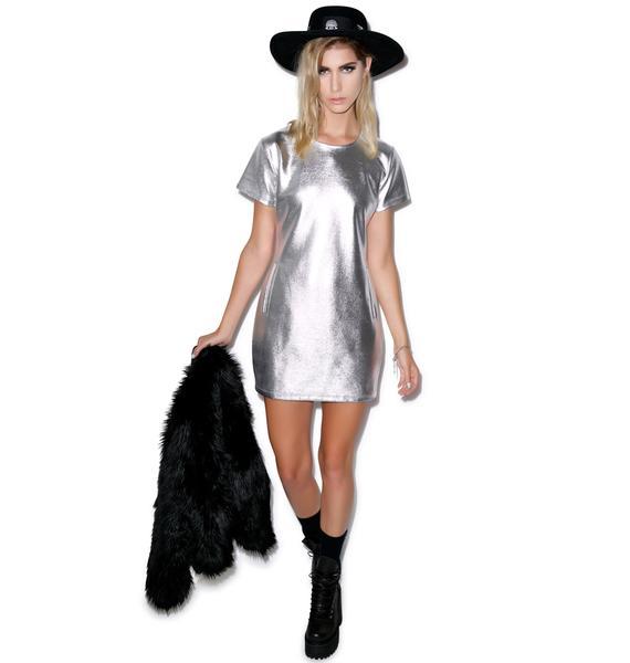 Motel Virgo Mini Dress