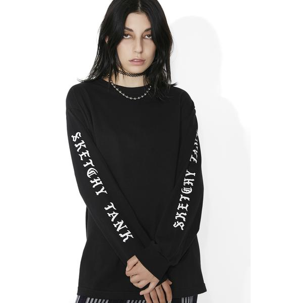 Sketchy Tank Champ Long Sleeve Tee