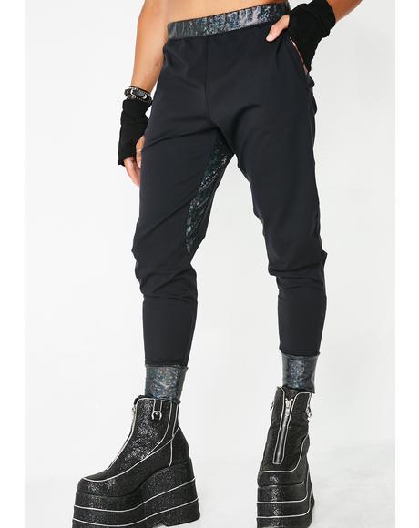 Space Ninja Unisex Joggers