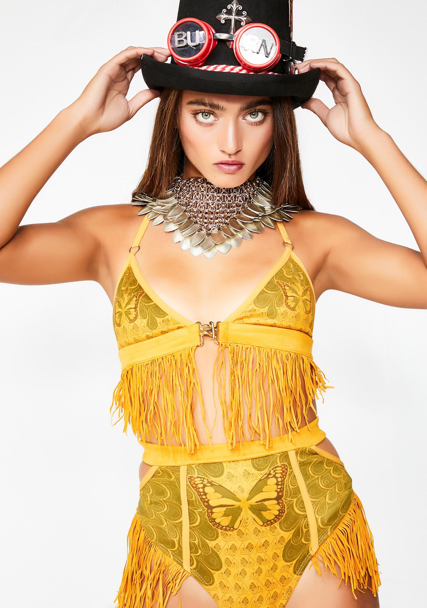 Save the Parade Indian Summer Stevie Bralette