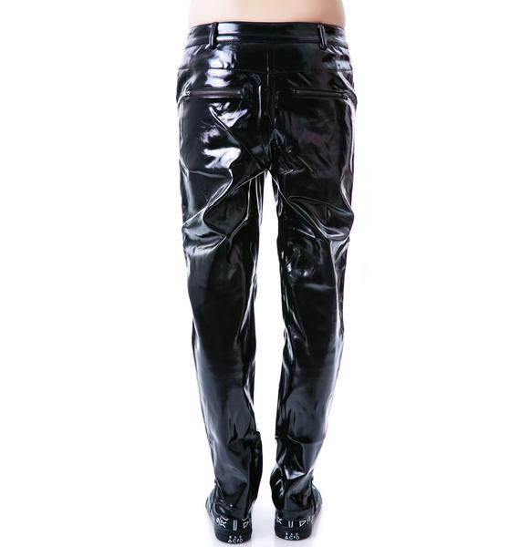 Evil Twin Deep End Crop Pants