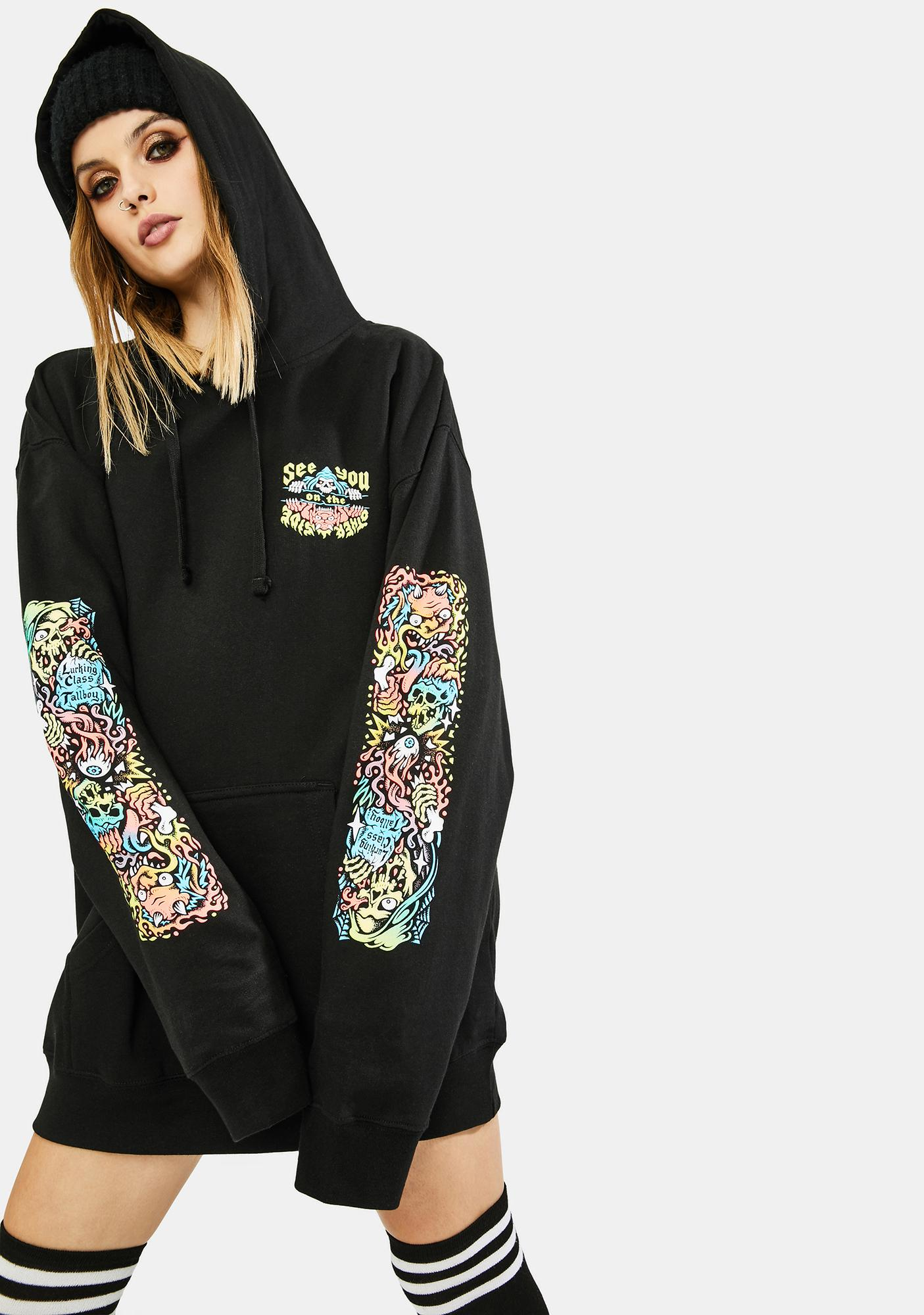 Lurking Class Other Side X Tallboy Hoodie