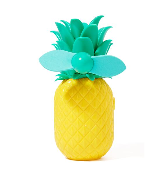 Tropical Breeze Pineapple Fan