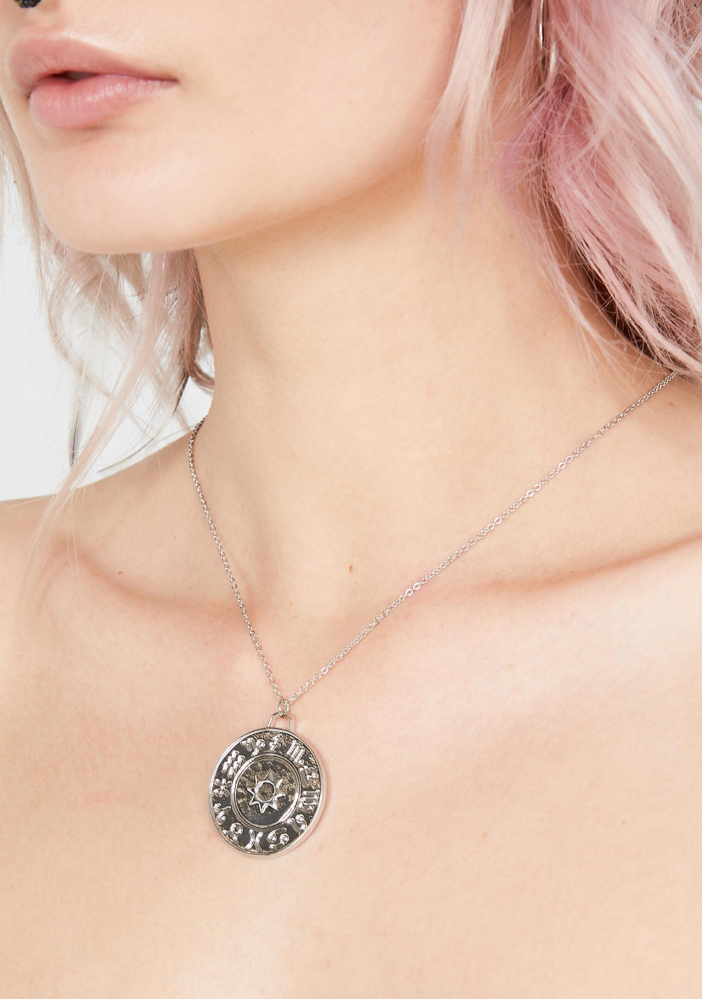 Written In The Sky Pendant Necklace