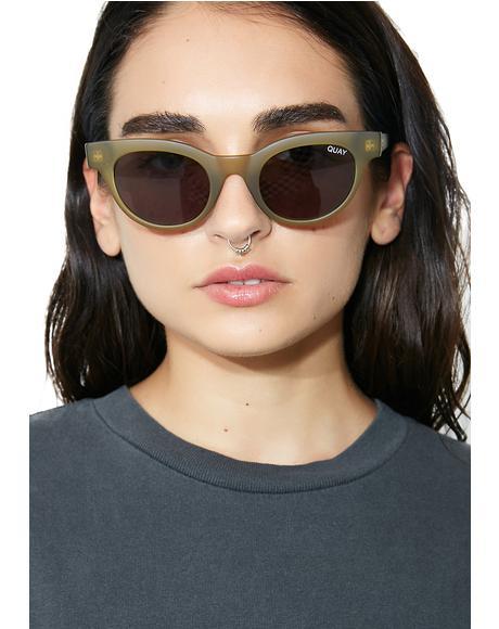 x Kylie Starstruck Sunglasses