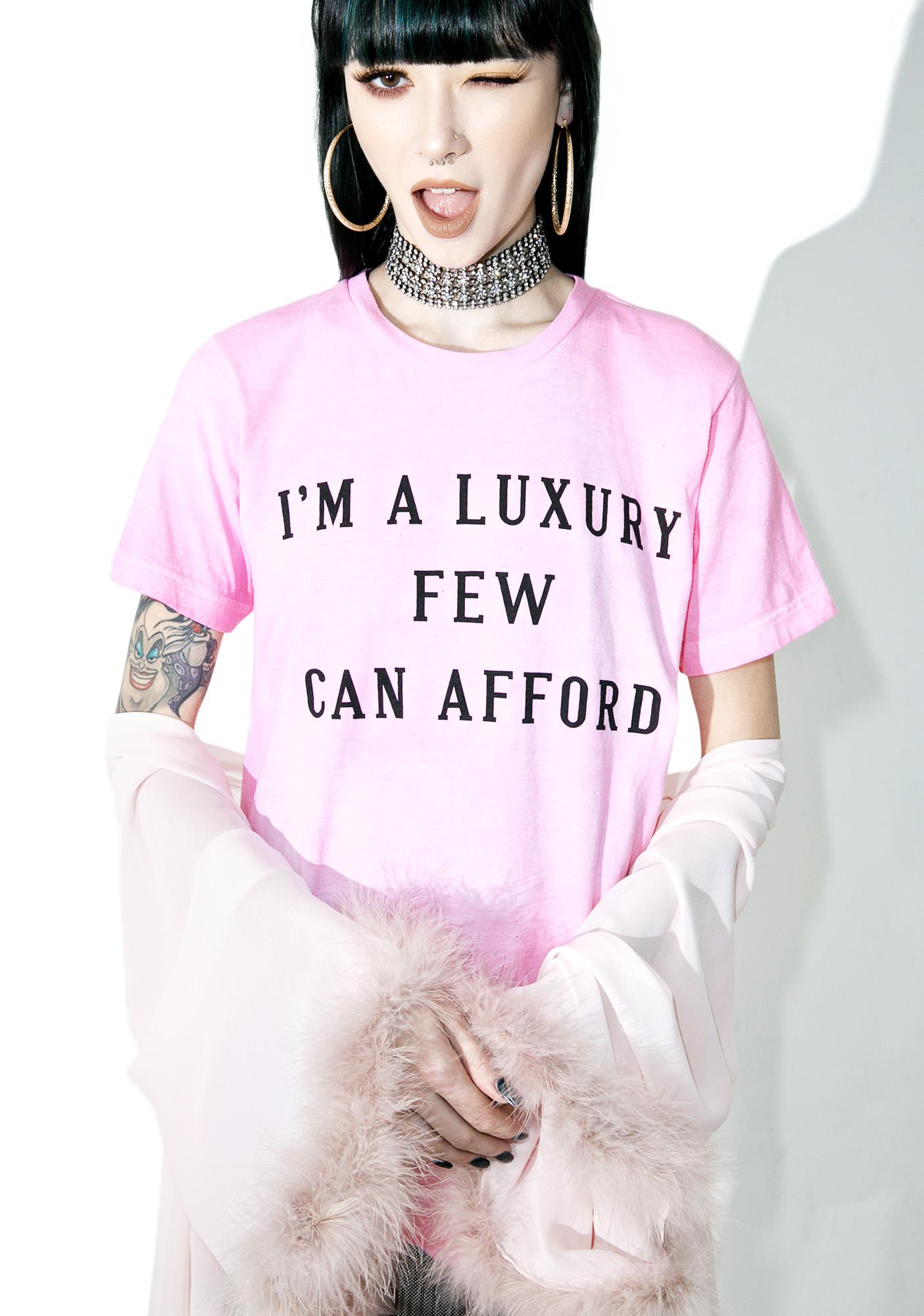 Burger And Friends Luxury Tee