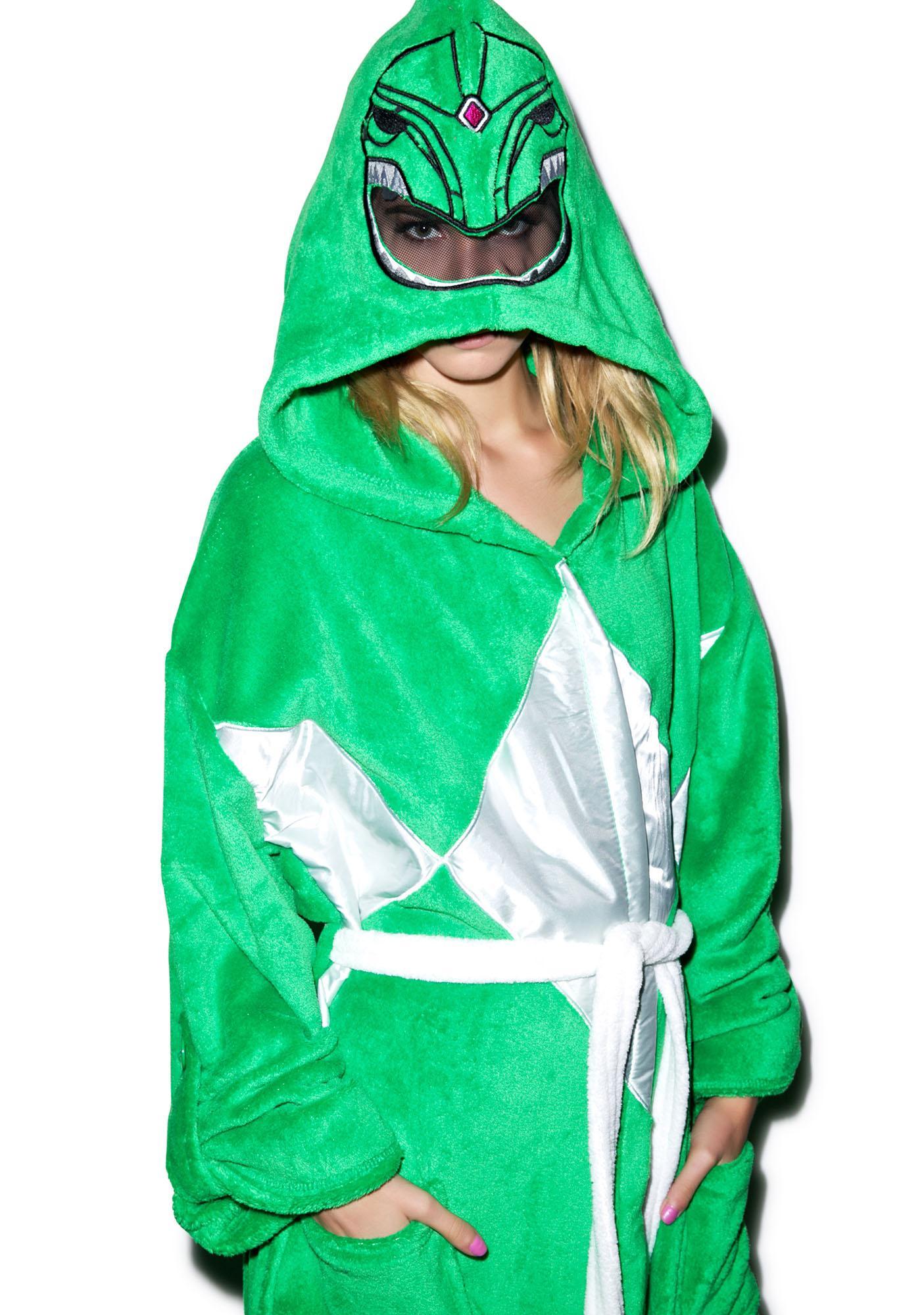 Undergirl Power Rangers Robe