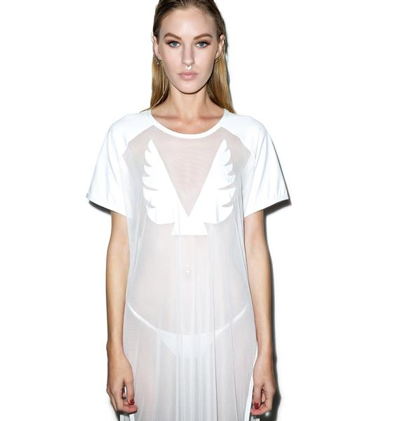 Minimale Animale The Firebird Dress