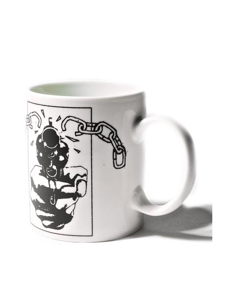HUF Coffee Mug