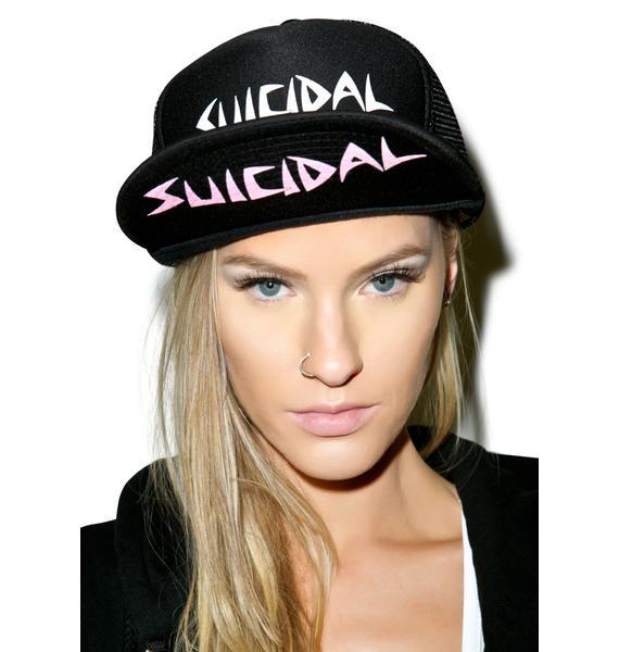 Suicidal Tendencies Suicidal Flip Hat