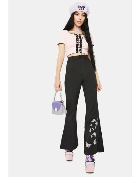 Butterfly Bell Pants