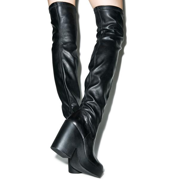 Windsor Smith Seb Thigh High Boots