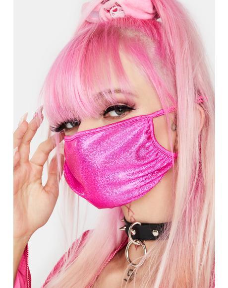 Diva Shimmer And Shine Face Mask