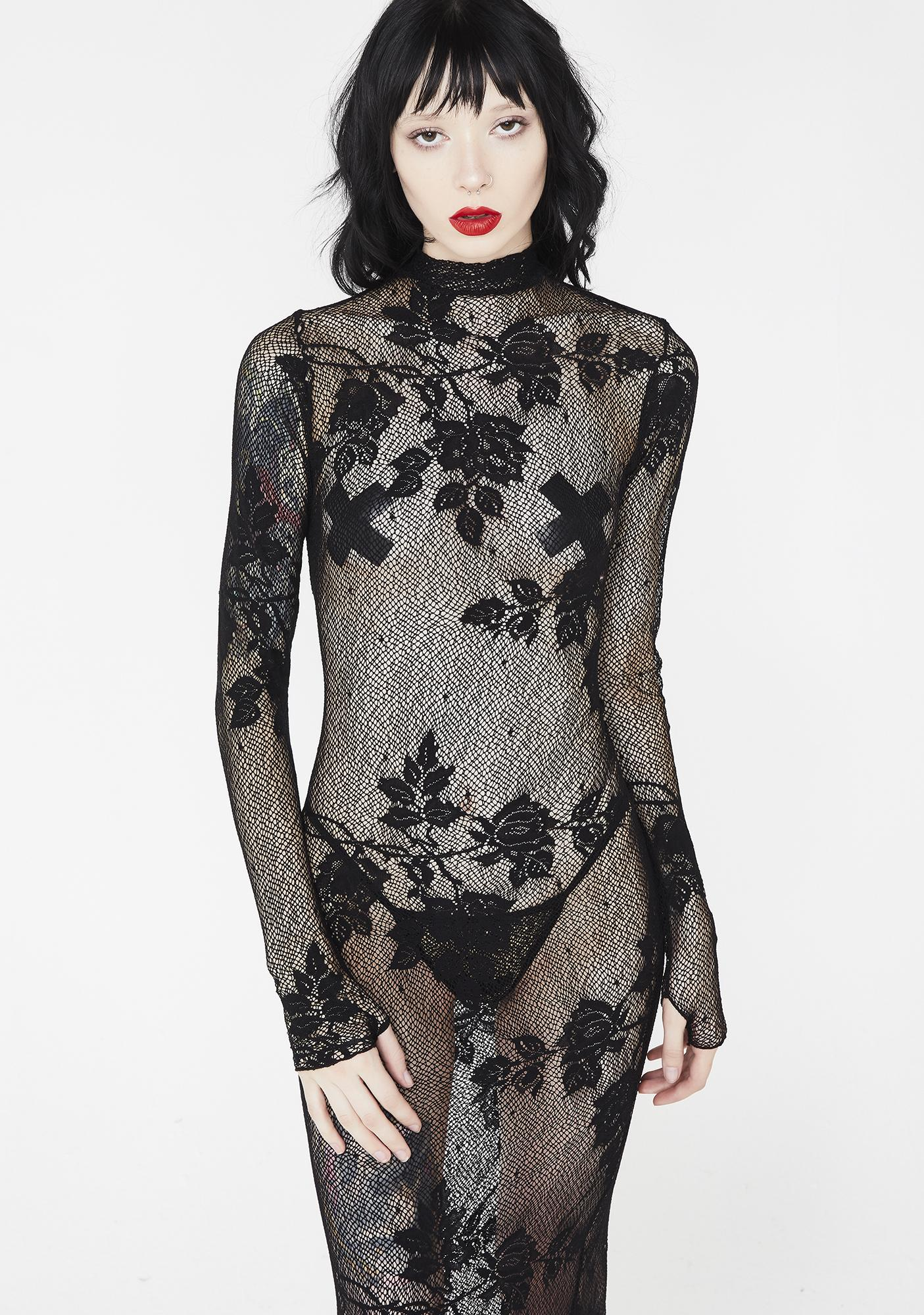 Wicked Seduction Lace Set