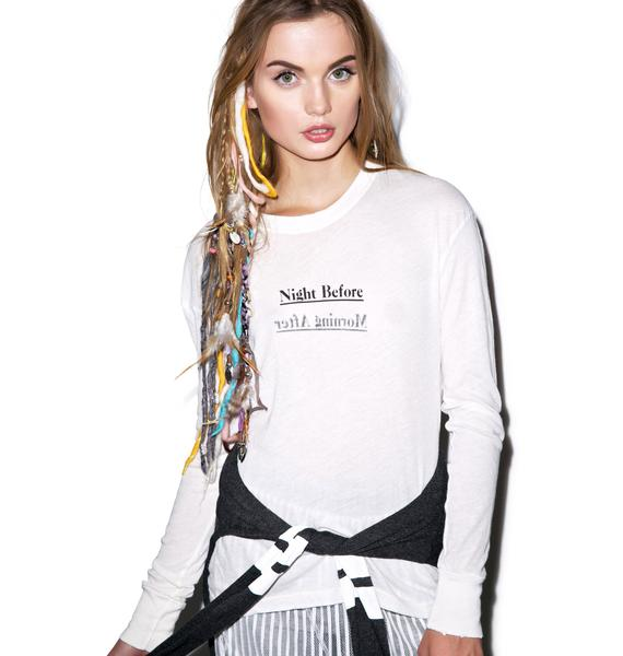 Wildfox Couture Official Walk Of Shame Tee