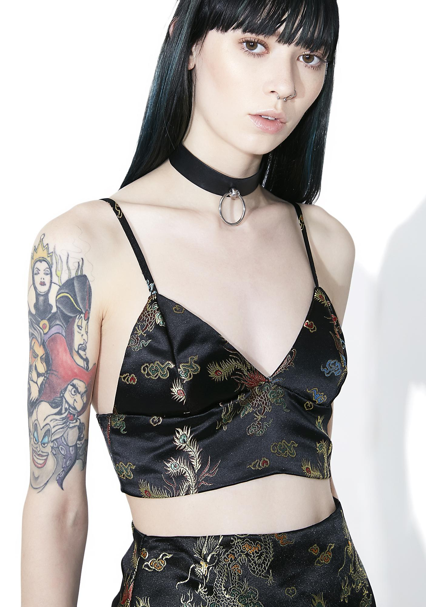 O Mighty Wang Fei Bralette