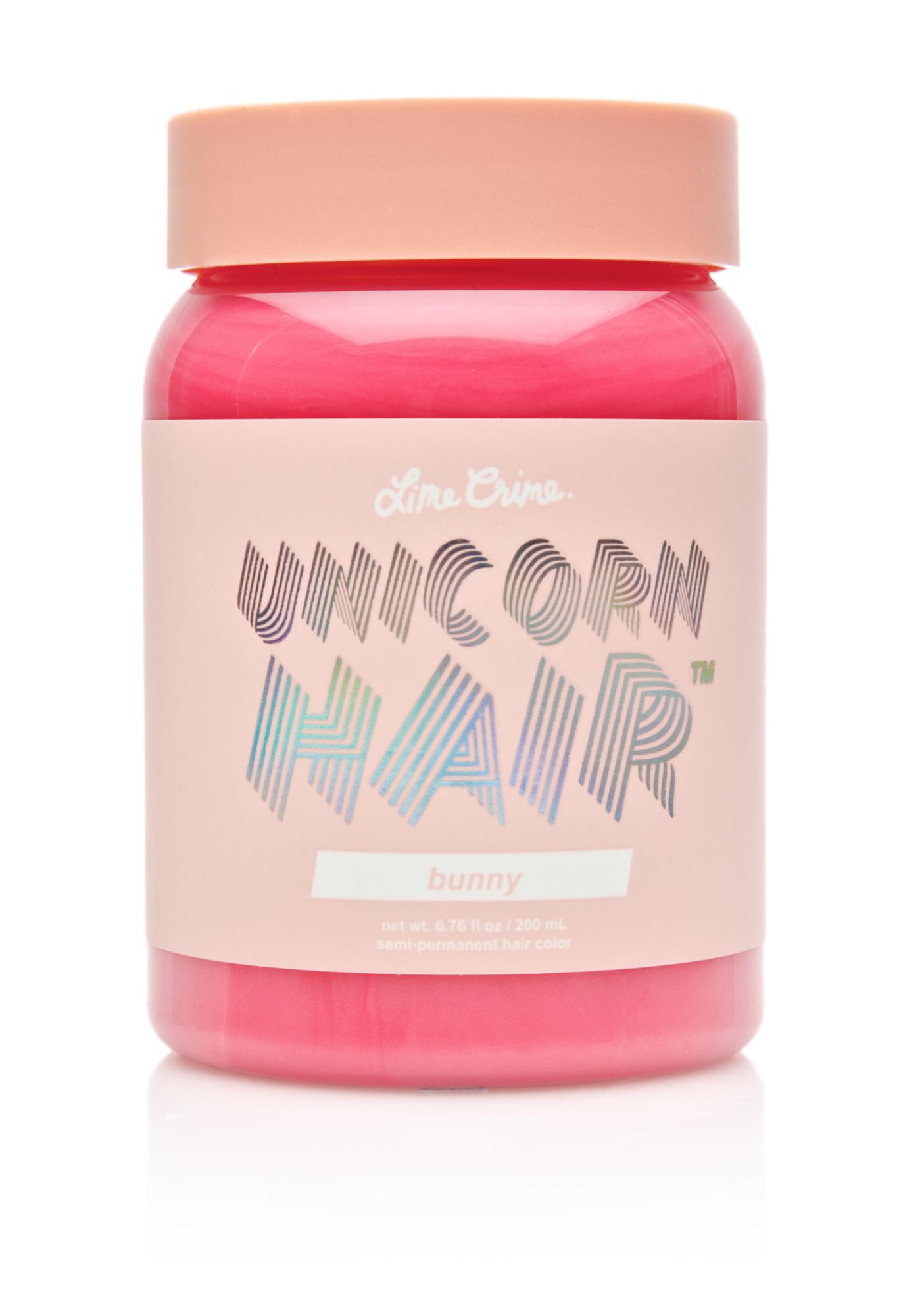 Lime Crime Bunny Unicorn Hair Dye