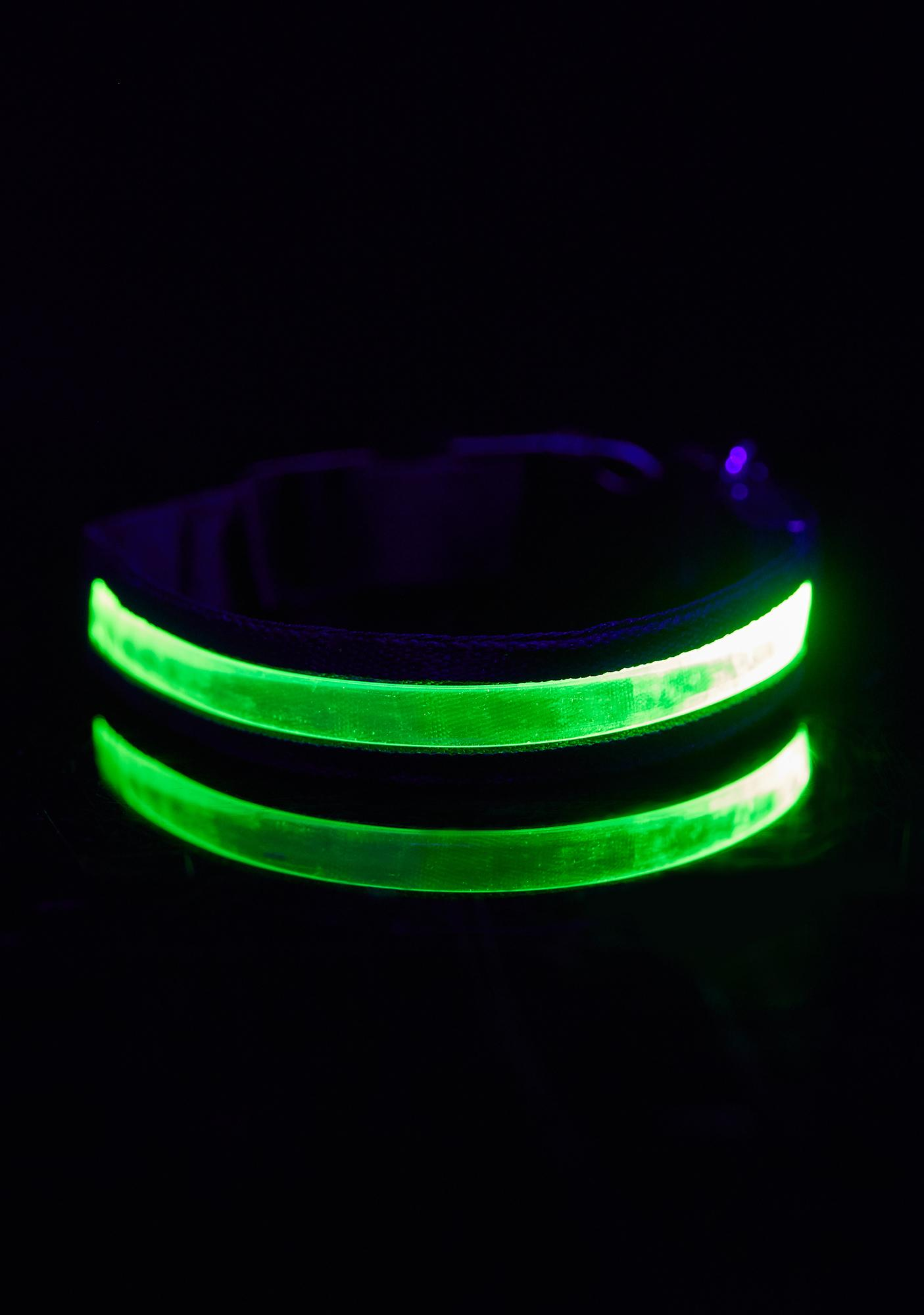 Cyberdog LED Collar