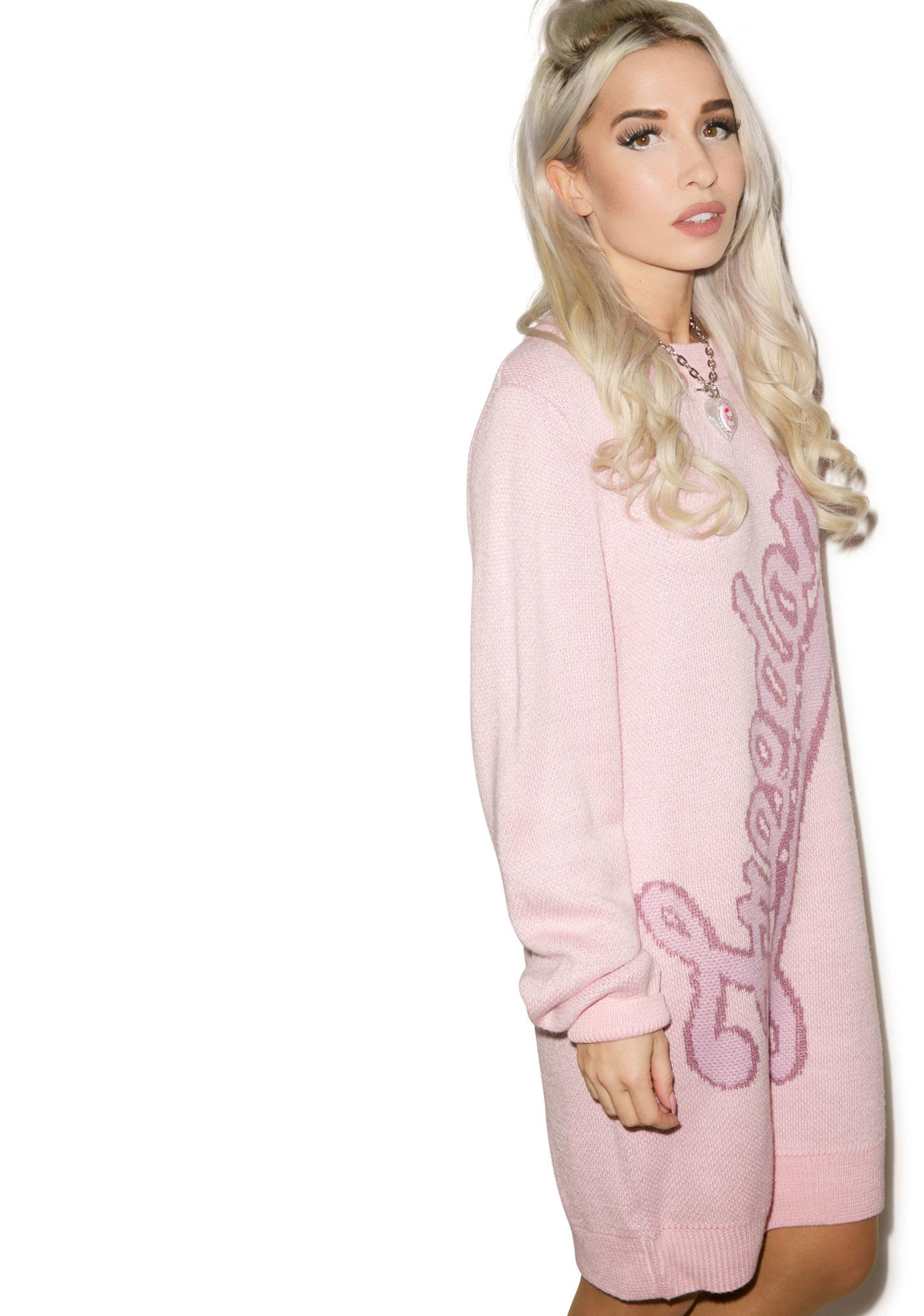 Joyrich Freedom Long Knit Dress