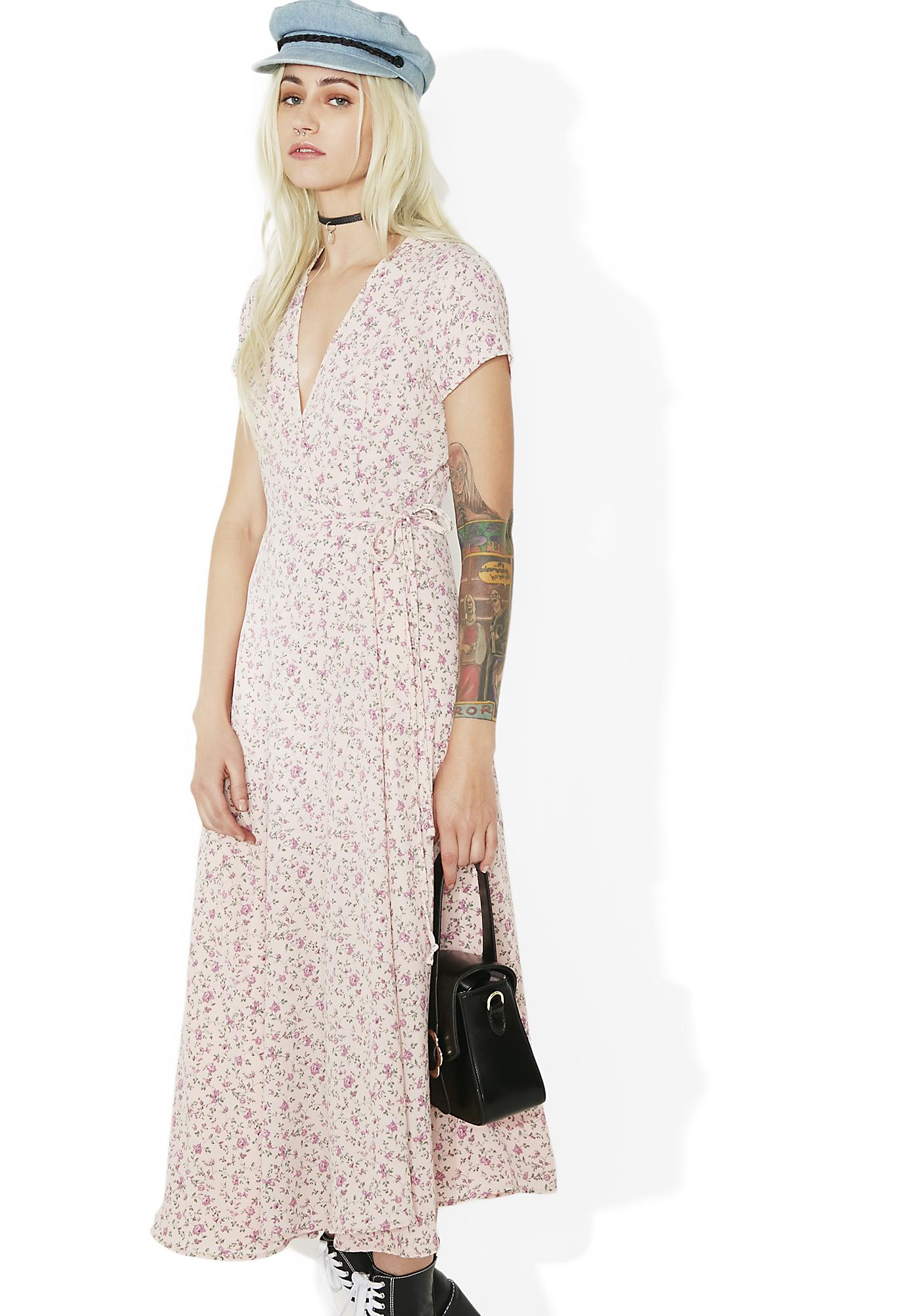 Summa Breeze Floral Dress