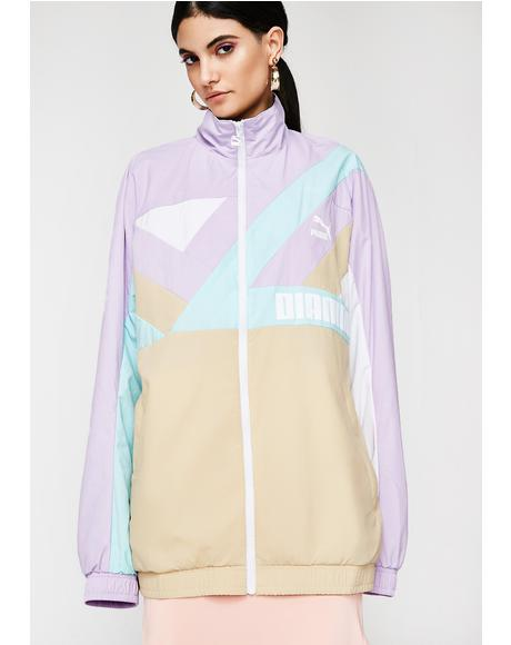 X Diamond Windbreaker
