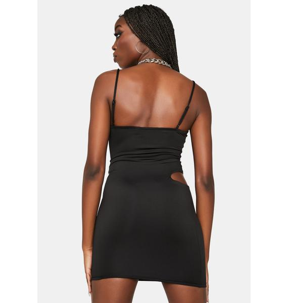 Can't Handle This Cutout Bodycon Dress