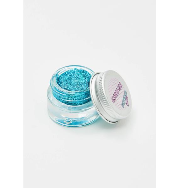 Glisten Cosmetics Dive Glitter Gel
