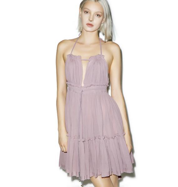 Anastasia Ruffled Dress