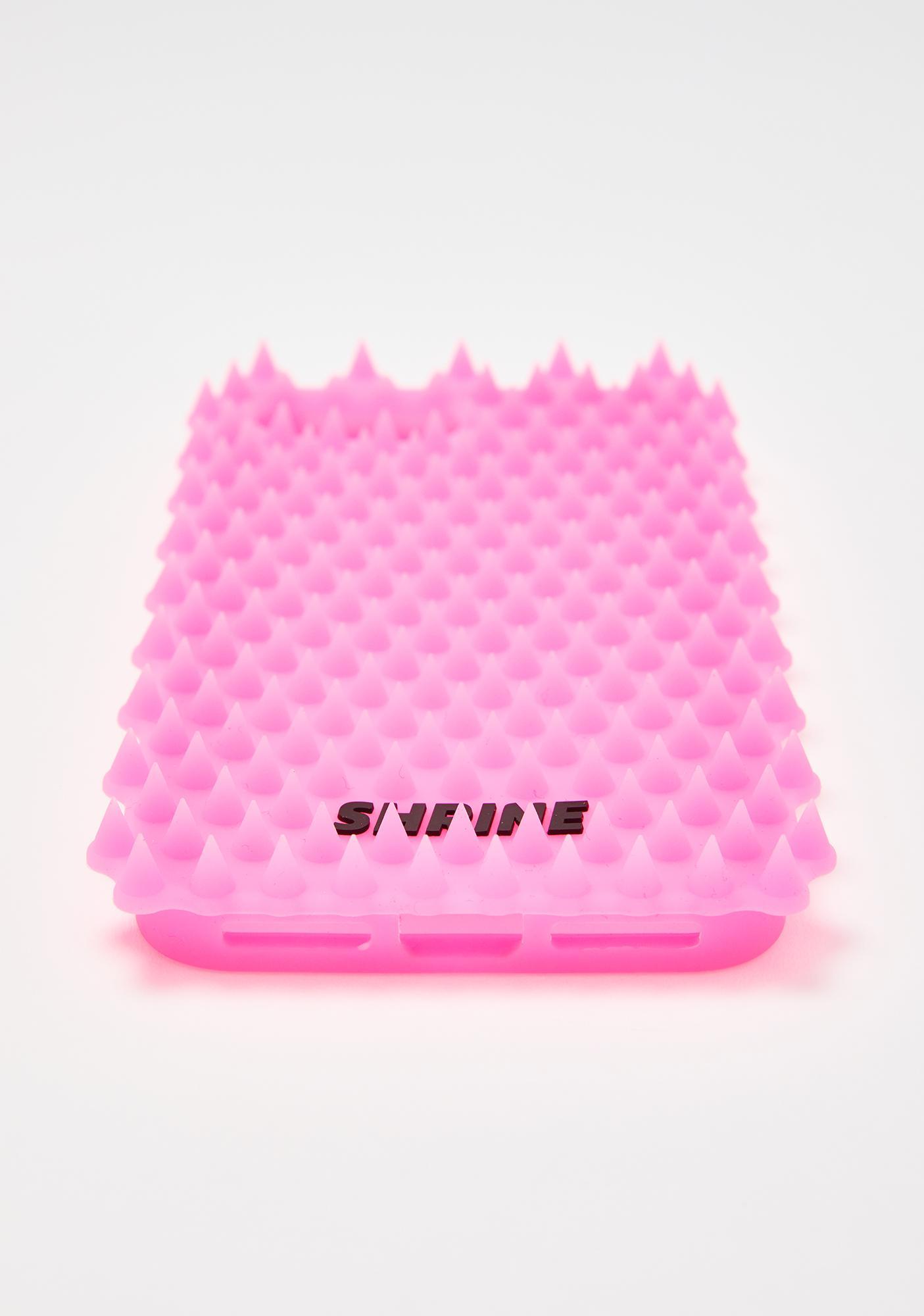 Shrine Neon Pink Phone Case