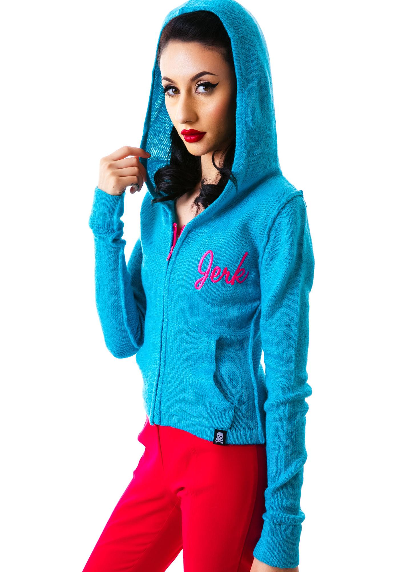 Sourpuss Clothing Jerk Hoodie