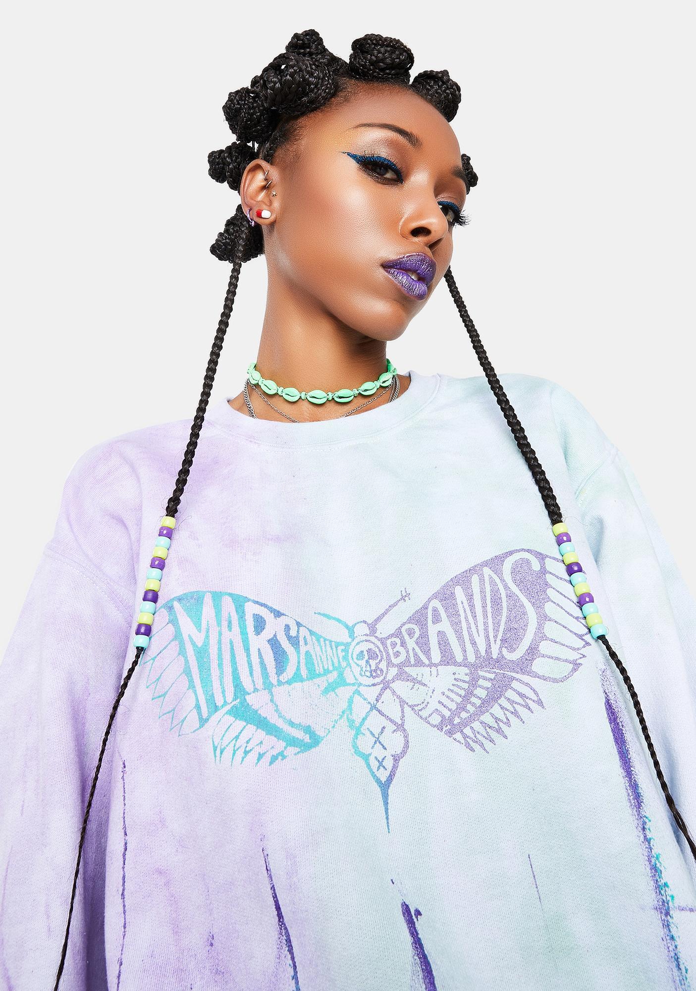 Marsanne Brands Skoth Crew Sweatshirt