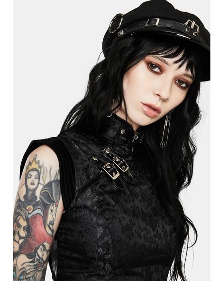Punk Gothic Cyber Dress