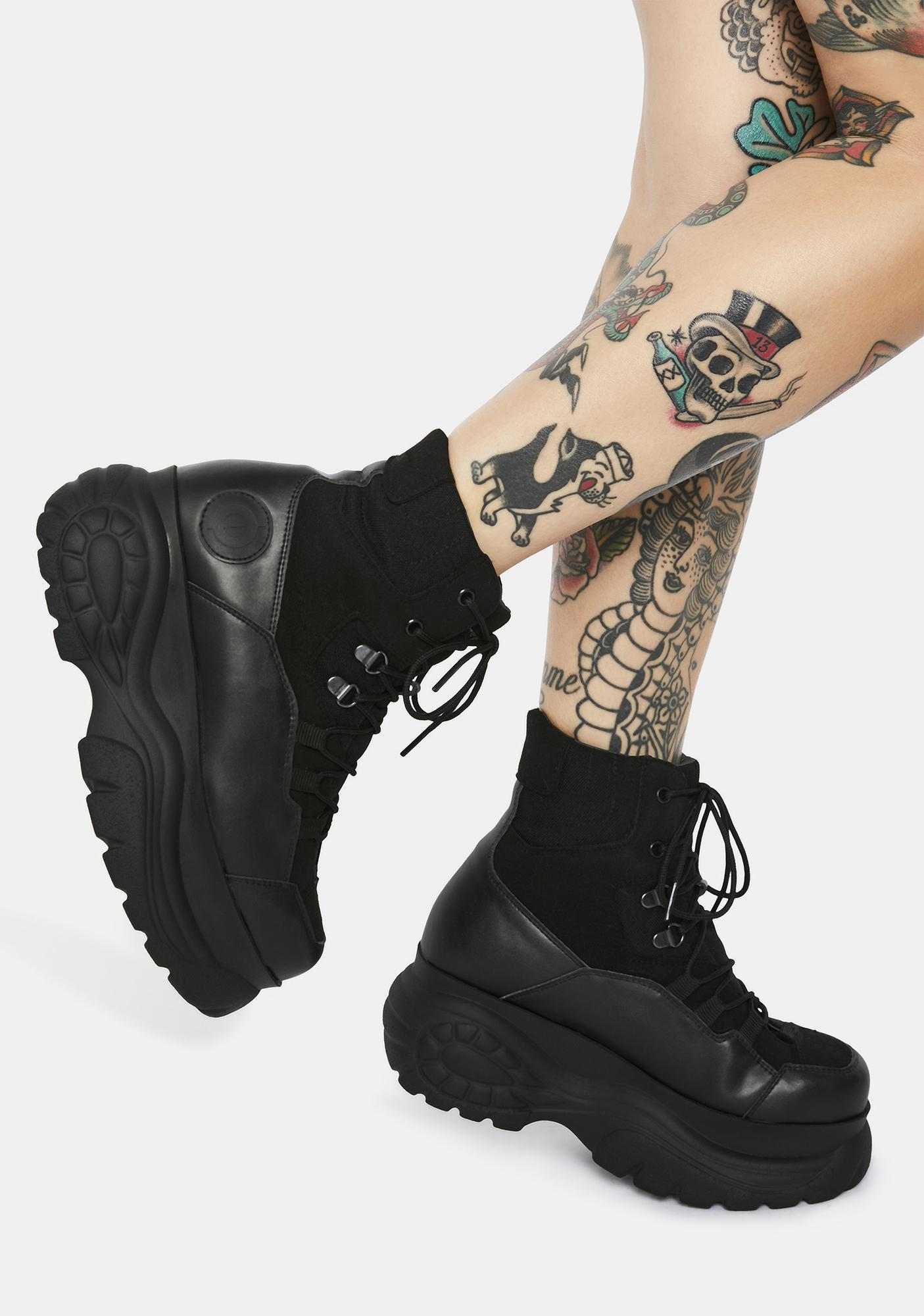 Altercore Cloud Sneaker Boots