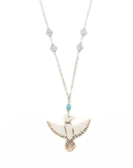 The Mira Eagle Necklace